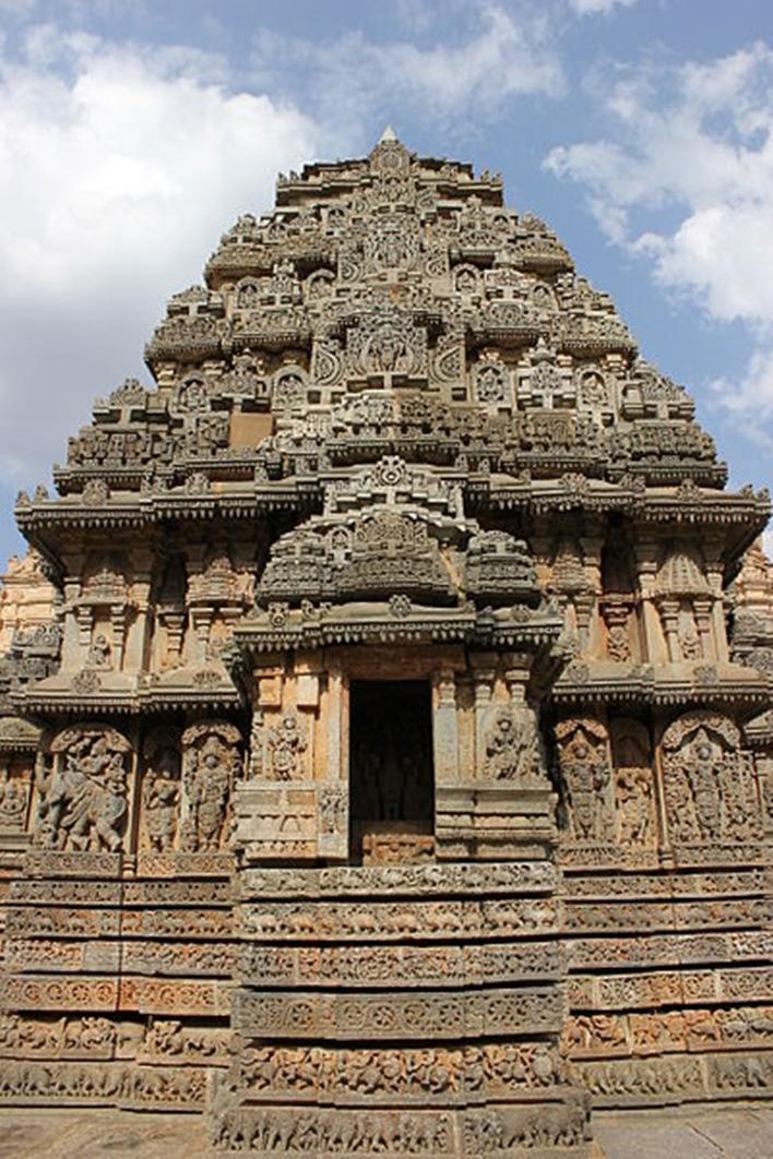 The Lakshmi Narasimha Temple Nuggehalli