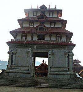 Bhagandeshwara Temple, Coorg Temple
