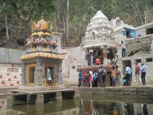 Antharagange temple, Kolar