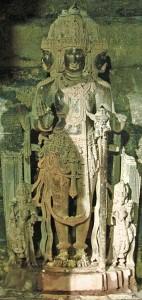 Chaturmukha Brahma Jain temple at Lakkundi. Photographer Dinesh Kannambadi
