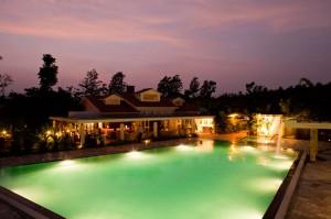 amanvana resort, coorg