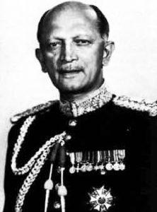 Field Marshal Kodandera Madappa Cariappa