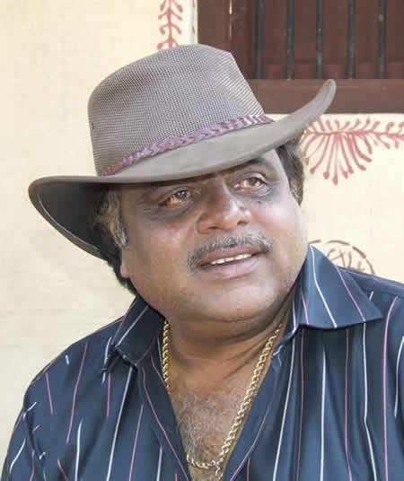 Actor & Politician Ambarish