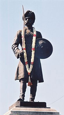 Kempe Gowda, founder of Bangalore. Image source: Wikipedia