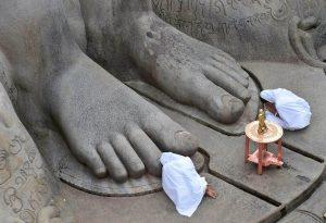 Mahamastakabhisheka in Shravanabelagola