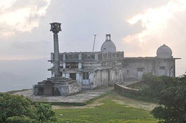 Kundadri Trek ,Kundadri Jain temple