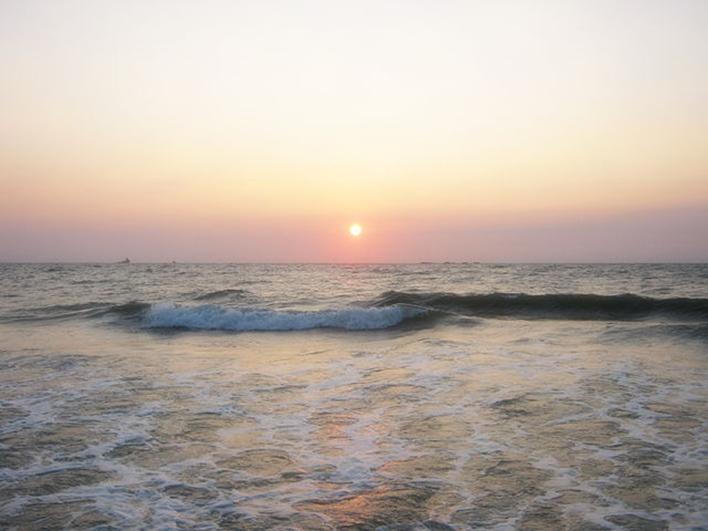 Malpe beach, udupi