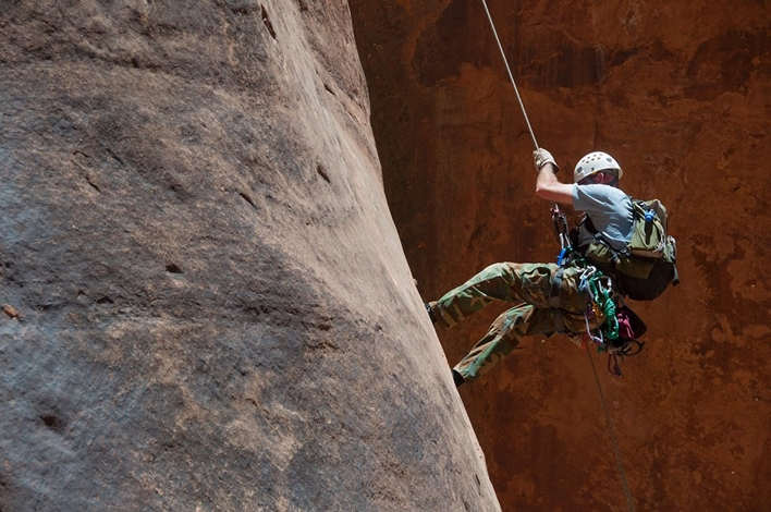 Rock Climbing in Ramanagara