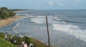 Someshwara Beach, Mangalore. Image Source WeekendThrill.com