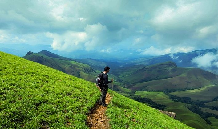 Places near Kudremukh, Kudremukh, Kudremukh trek