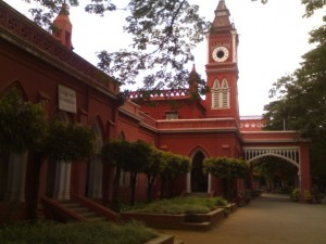 Bangalore University, Central College Campus, Kempegowda Road, Bangalore