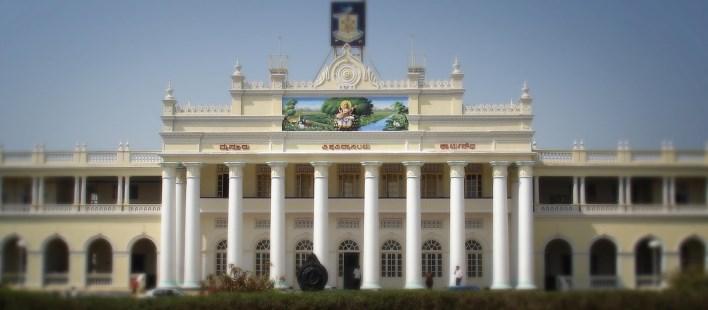 Crawford Hall, Mysore University
