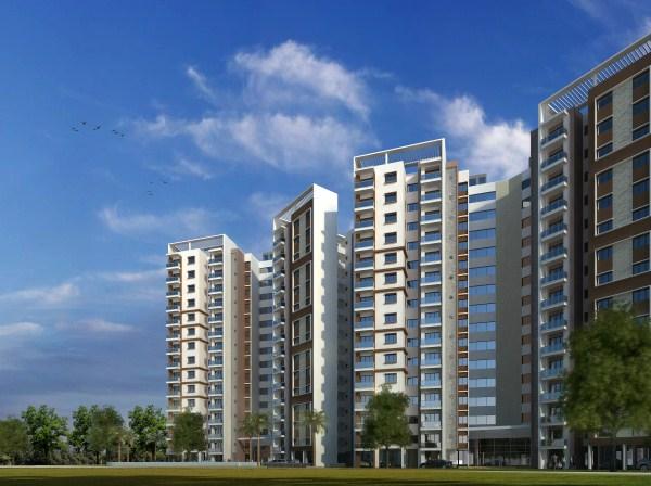 Purva Seasons Apartments, Bangalore