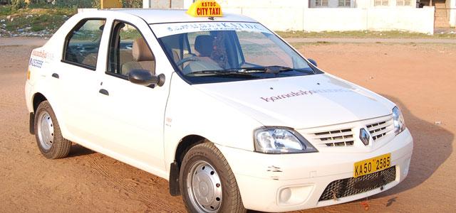 KSTDC Taxi Bangalore