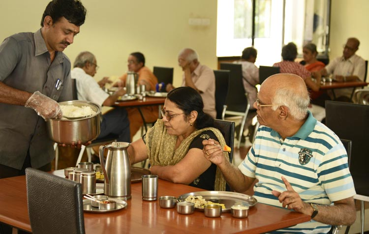 serene retirement home, bangalore, retirement homes in bangalore