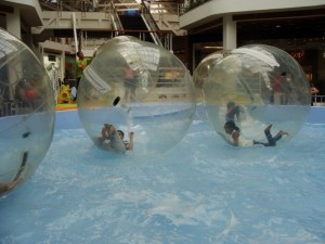 Zorbing in Bangalore -The A to Z