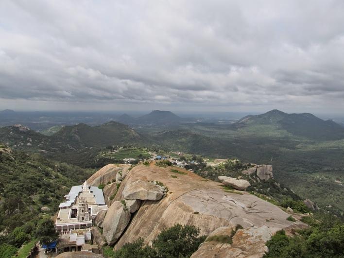 Channarayana Durga, Madhugiri