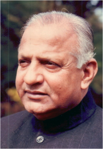 Devaraj Urs, former Chief Minister of Karnataka