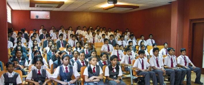 bangalore international school class