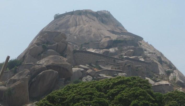 Siddara Betta - A Wonderful Tourist Place Near Madhugiri