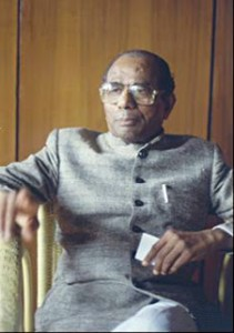veerendra patil, former Chief Minister of Karnataka