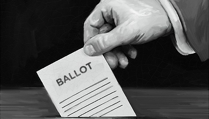 Election voting Ballot. Image source: http://datacenterdude.com/wp-content/uploads/2013/02/votingballot.jpg