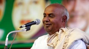 H. D. Deve Gowda – Mannina Maga
