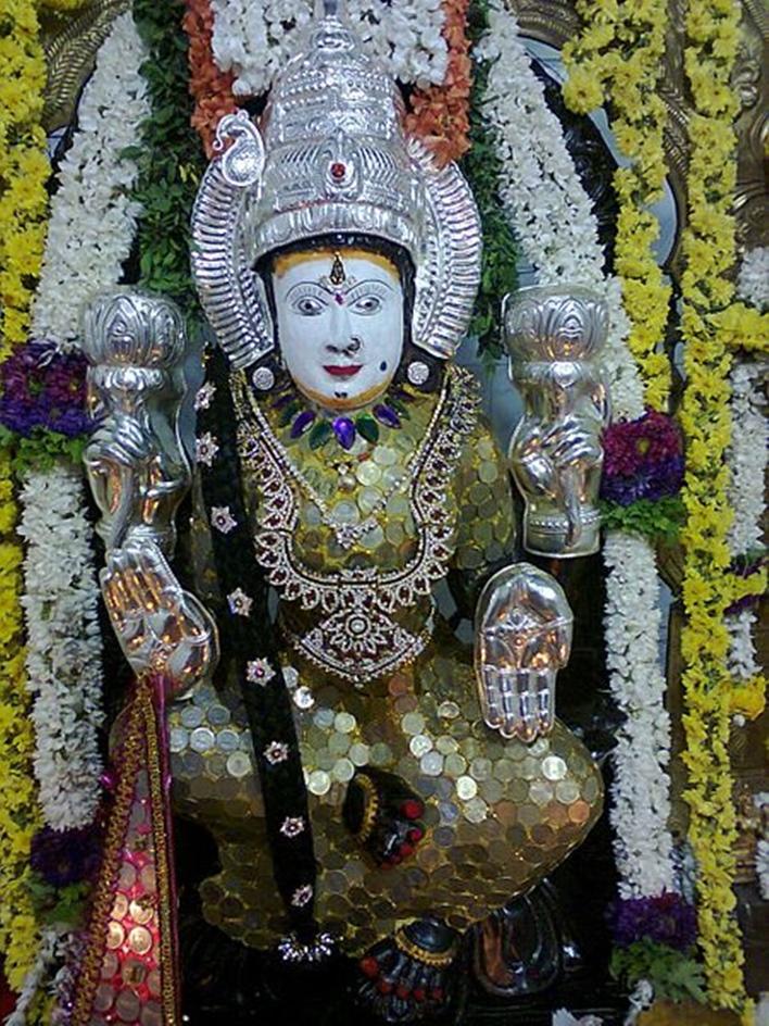 Tumkur temple, Mahalakshmi temple, gubbi