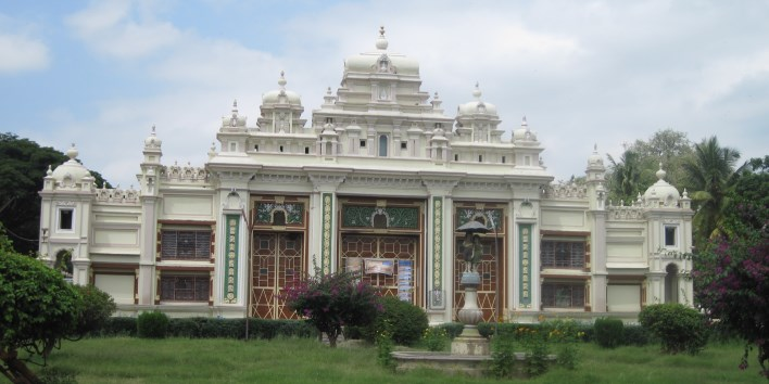 Jaganmohan palace, Mysore. Photographer Vedamurthy J