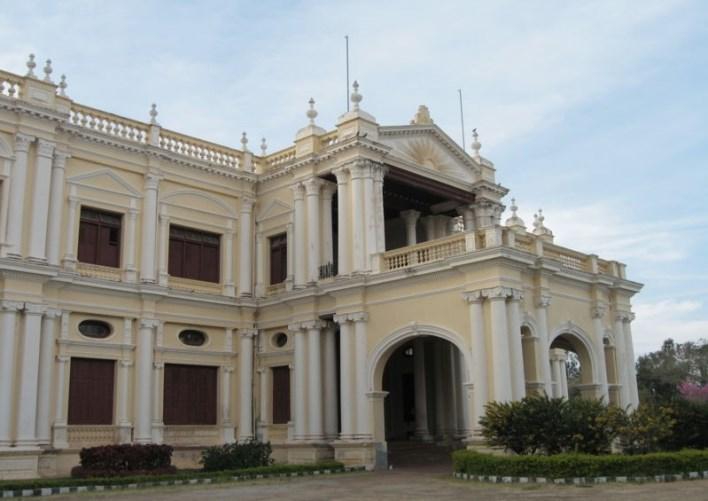 Jayalakshmi Vilas palace, Mysore. Photographer Sarvagnya