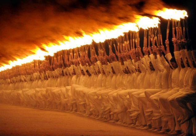 mysore dasara torch parade, Mysore Dasara Parade