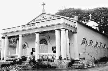 St. Bartholomew's Church, Mysore