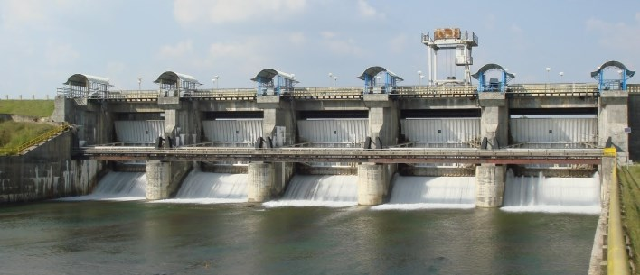 Yagachi dam, Belur