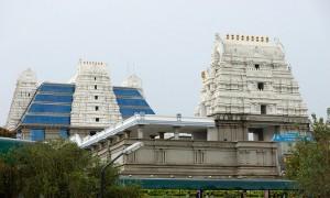 ISKCON Bangalore. Image source asratravels.com