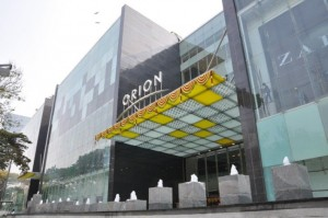 malls in bangalore, orion mall, rajajinagar, bangalore