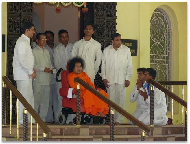 Sai Baba Ashram in Whitefield Bangalore
