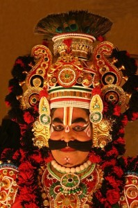 devendra shivashankara. Image source http://www.flickr.com/photos/yakshagana/