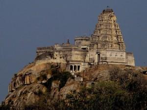 Yoganarasimha temple, Melukote