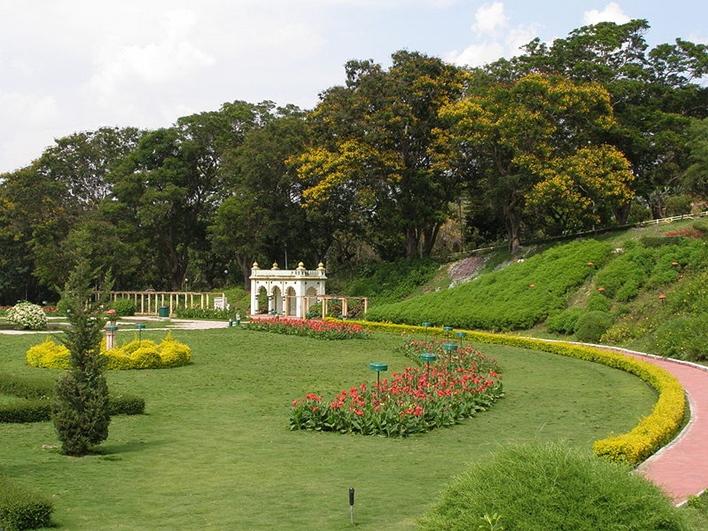 Brindavan Gardens Mysore Brindavan Gardens Timings and Location