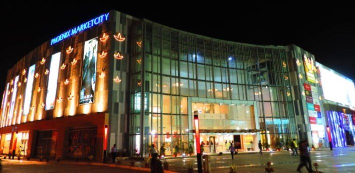 Phoenix Market City Mall Malls in Bangalore Whitefield Bangalore