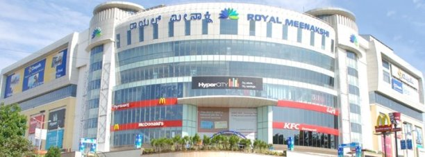 malls in bangalore, Royal Meenakshi Mall, Bangalore