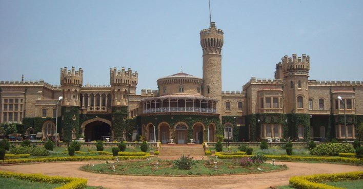 Bangalore Palace. near Bangalore
