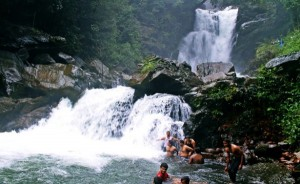 kadambi waterfalls, kudremukh. Image source propertydirection.com