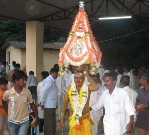 Karaga festival, festival of Karnataka