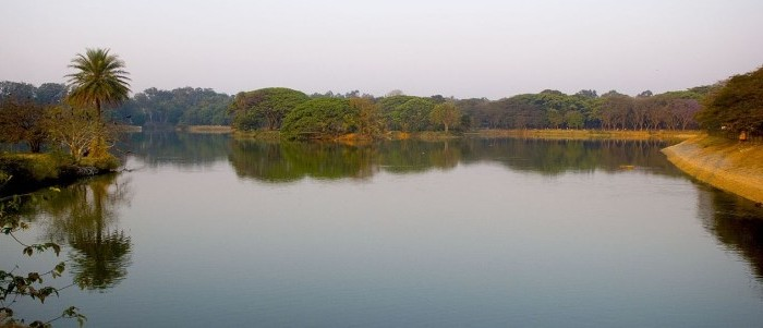 Lalbagh Lake, Bangalore