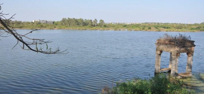Lingambudhi Lake