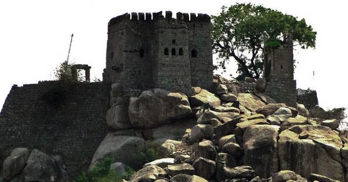 Jaladurga Fort, Raichur. Photographer Tanzeelahad