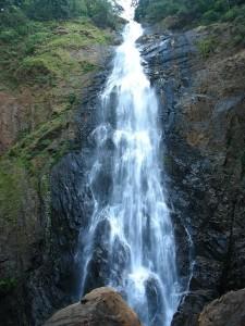 Dabbe Falls, Shimoga