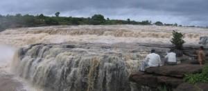 Godachinamalki Falls, Belgaum. Photographer Ravi Basarihalli