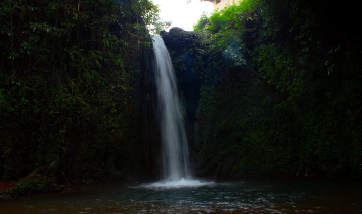 Apsarakonda Falls, Honnavar. Photographer Sudarshana